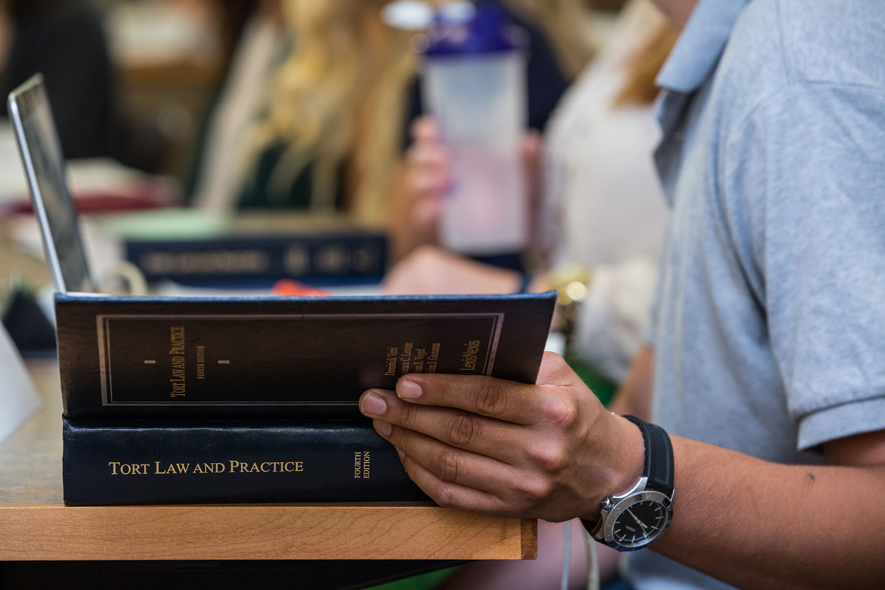 How to apply to UNH School of Law