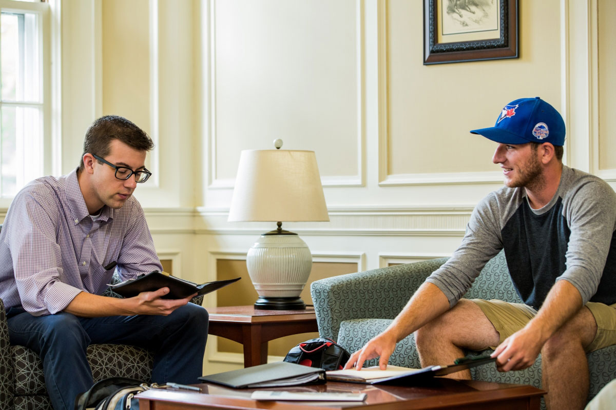 unh law students studying together