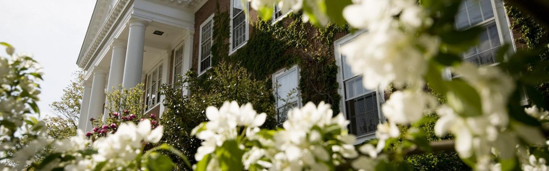 Building exterior spring