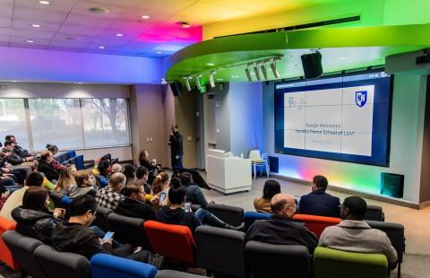 UNH Law at Google