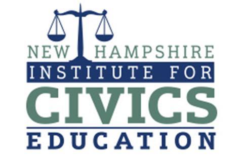 New Hampshire Institute for Civics Education logo