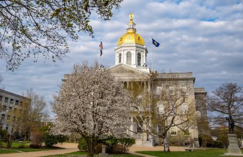 New Hampshire Statehouse