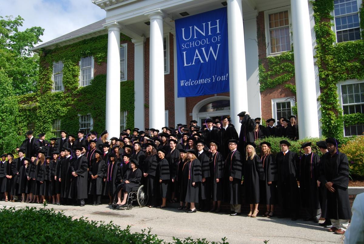 Unh Academic Calendar 2019 Commencement   University of New Hampshire Franklin Pierce School