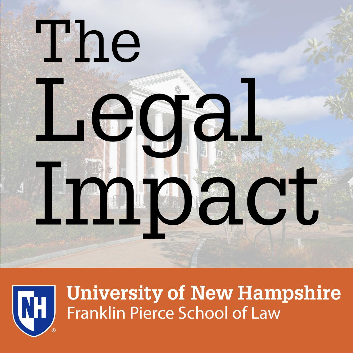 The Legal Impact podcast image